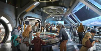 More Info on Star Wars-Inspired Resort Planned for Walt Disney World