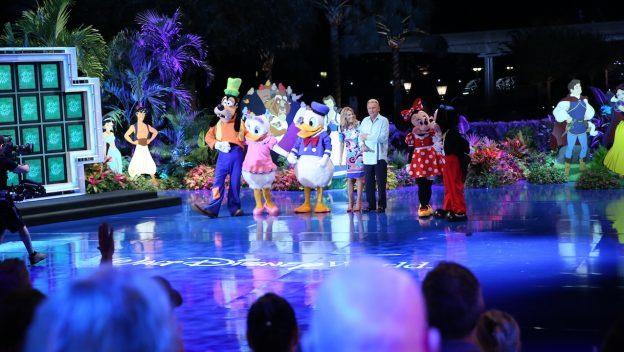 Wheel of Fortune 35th Anniversary from Walt Disney World