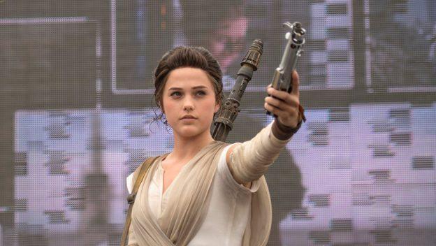 Encounter Rey Beginning this May in Star Wars Launch Bay at Disneyland