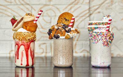 New Milkshakes at Toothsome Chocolate Emporium & Savory Feast