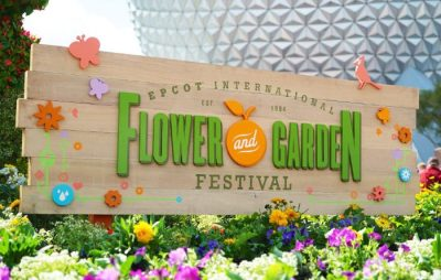 Epcot International Flower & Garden Festival Menu Released