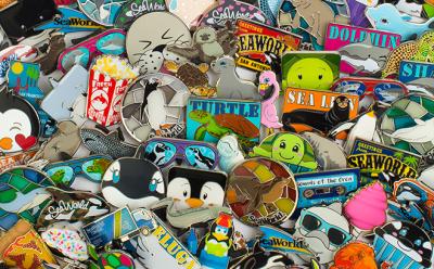 SeaWorld Pin Trading Begins Saturday