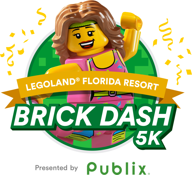 Brick Dash Medals perfect for LEGO Minifigure fans!
