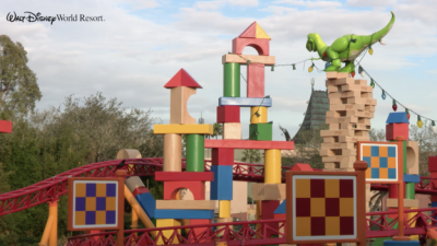 Toy Story Lands At Disney's Hollywood Studios & Shanghai Disneyland Are Set to Amaze Guests