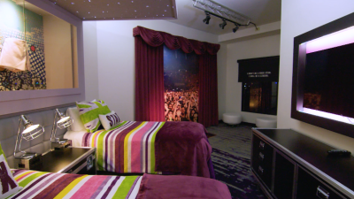 Hard Rock Hotel at Universal Orlando Debuts All-New 'Future Rock Star Suites'