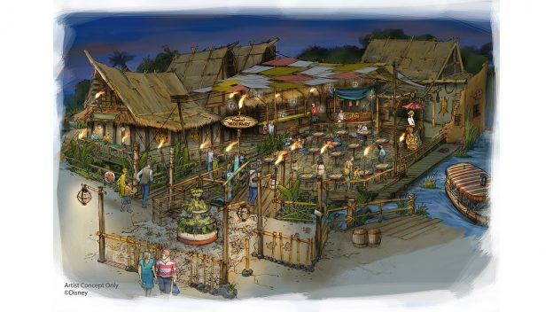 The Tropical Hideaway Discovered in Adventureland at Disneyland