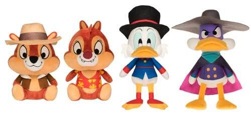 Disney Afternoon Plush Coming Soon!