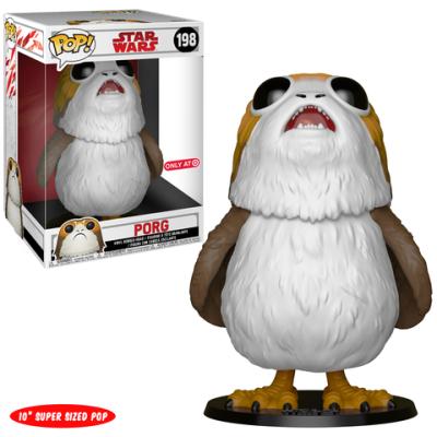 """Target Exclusive 10"""" Porg Pop!"""