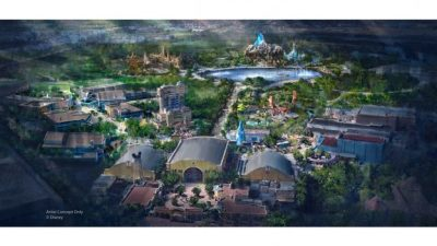 Multi-Year Expansion Announced for Disneyland Paris