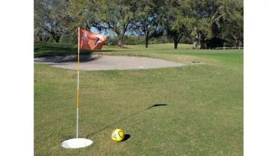 New FootGolf Experience at Disney's Oak Trail Golf Course at Walt Disney World