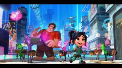New Trailer for 'Ralph Breaks the Internet: Wreck-It Ralph 2'