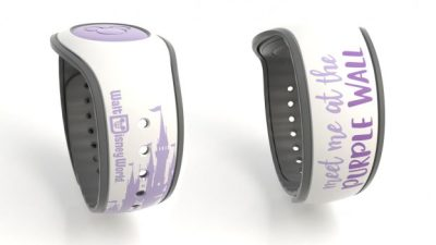 New MagicBands Available in March
