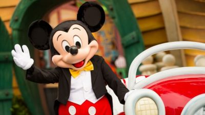 Disney Parks Celebrate 90 Years of Mickey Mouse with the 'World's Biggest Mouse Party'