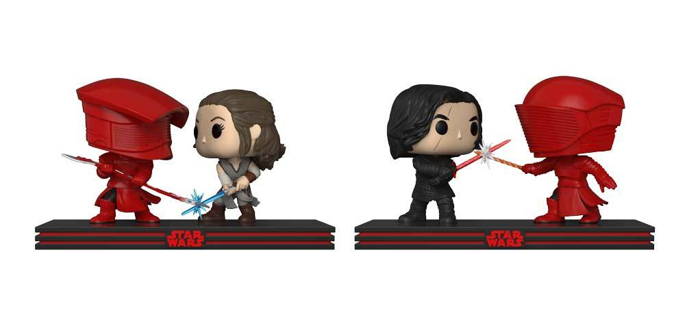 Star Wars - The Last Jedi Wave 2!