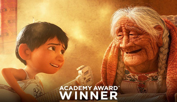 "Disney Pixar ""Coco"" Wins Two Academy Awards"