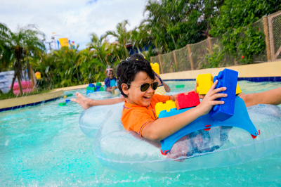 Visit Burger King locations in Florida to receive a BOGO ticket for LEGOLAND Florida