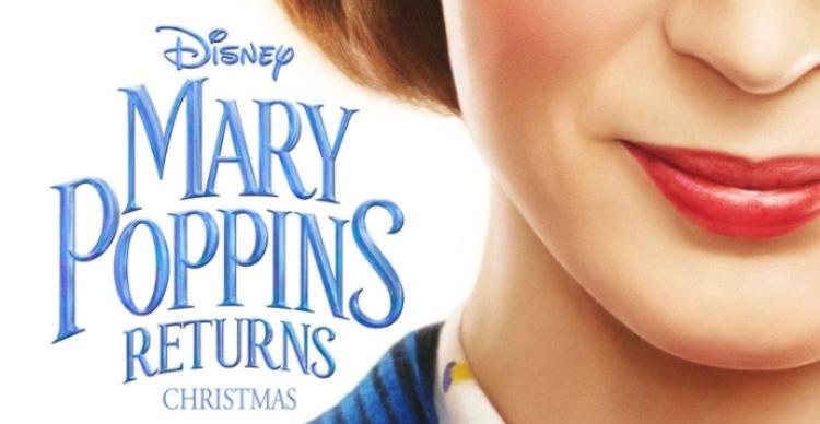 Mary Poppins Returns Official Teaser Trailer