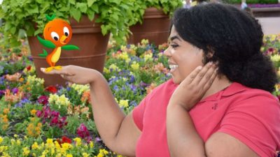Disney PhotoPass is Capturing the Fun at the Epcot International Flower & Garden Festival