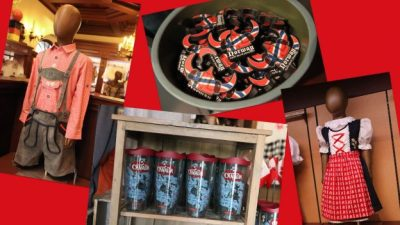 Shop the World in a Day at Epcot World Showcase