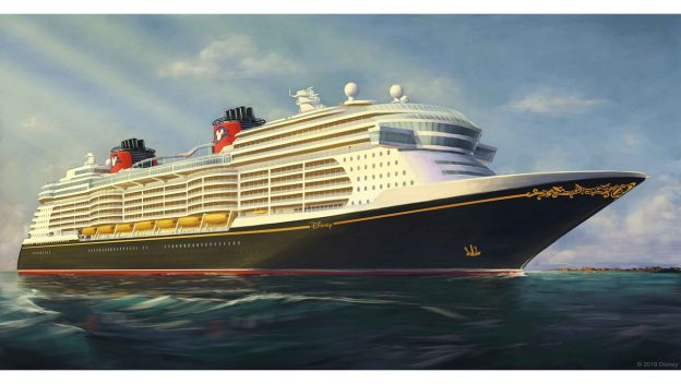 First Look at Disney's Next Ships