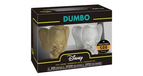 Hikari Friday Brings Gold & Silver Dumbo
