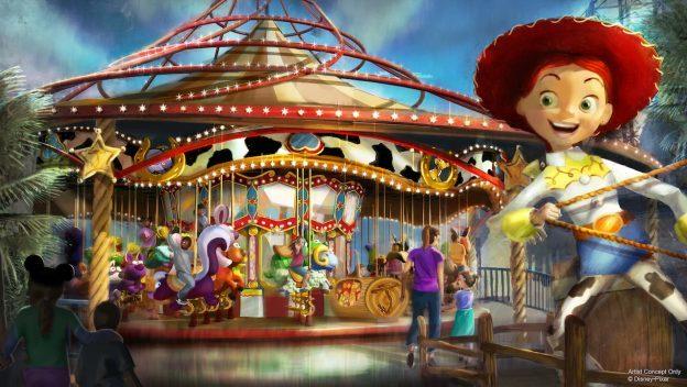 Transformation Around Every Corner at Pixar Pier