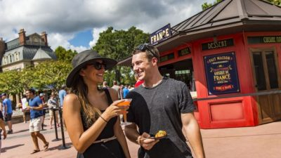2018 Epcot International Food & Wine Festival Brings 75 Days of Fall Fun
