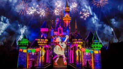 'Together Forever – A Pixar Nighttime Spectacular' Coming to Disneyland April 13