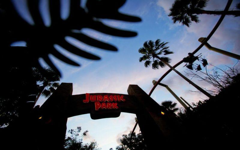 Universal Orlando Annual Passholders Jurassic Park 25th Anniversary Movie Screenings