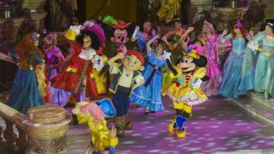 Disneyland Paris Fans Get a Preview of Pirates & Princesses Festival