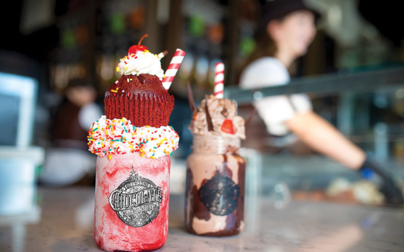 Five Epic Desserts from Universal Orlando