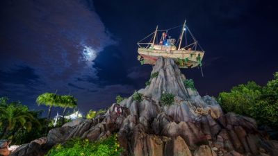 Disney's Typhoon Lagoon Presents Disney H20 Glow Nights as part of Incredible Summer