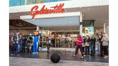 Now Open! Splitsville Luxury Lanes at Downtown Disney District at the Disneyland Resort