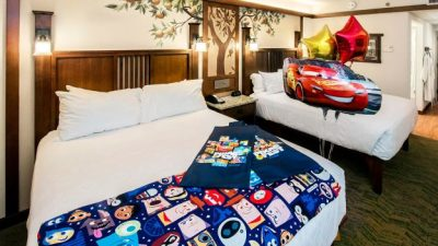 Disneyland Resort Offers First-Ever Pixar-Themed Package