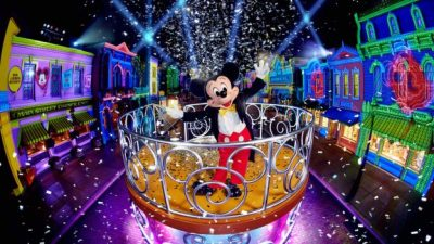 'Carnival of Stars' at Hong Kong Disneyland