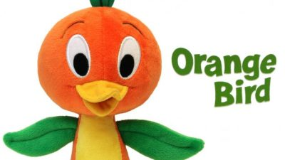 New Orange Bird Merchandise at Walt Disney World
