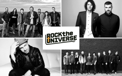 Line -Up for 'Rock The Universe' at Universal Orlando