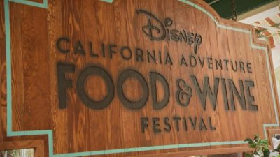 What's Cooking at Disney California Adventure Food & Wine Festival