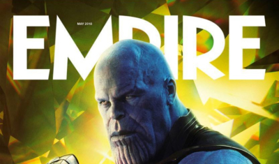 Empire's Avengers: Infinity War Covers and Marvel Mini-Magazine Revealed