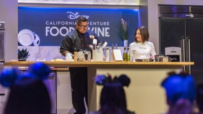 Events at Disney California Adventure Food & Wine Festival