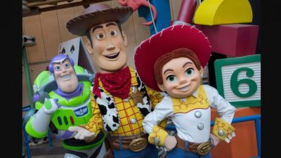 Pixar Characters will Greet Guests in Toy Story Land at Hollywood Studios