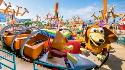 Disney·Pixar Toy Story Land Opens at Shanghai Disneyland One Month From Today