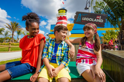 Sign up to celebrate LEGOLAND® Beach Retreat's first birthday with an awesome offer!