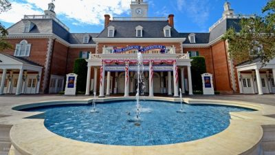 New Art Exhibition Comes To Epcot American Adventure Gallery This Summer