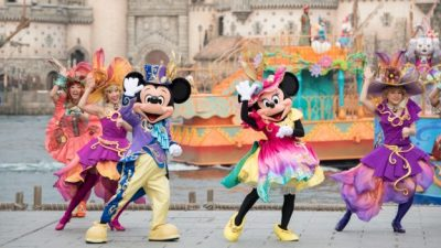 Disney's Easter Brings the Start of Tokyo Disney Resort 35th 'Happiest Celebration'