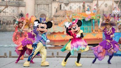 Disney's Easter Brings the Start of Tokyo Disney Resort 35th 'Happiest Celebration'
