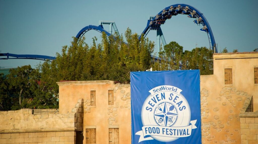 SeaWorld's Seven Seas Food Fest Continues this Weekend April 7-8