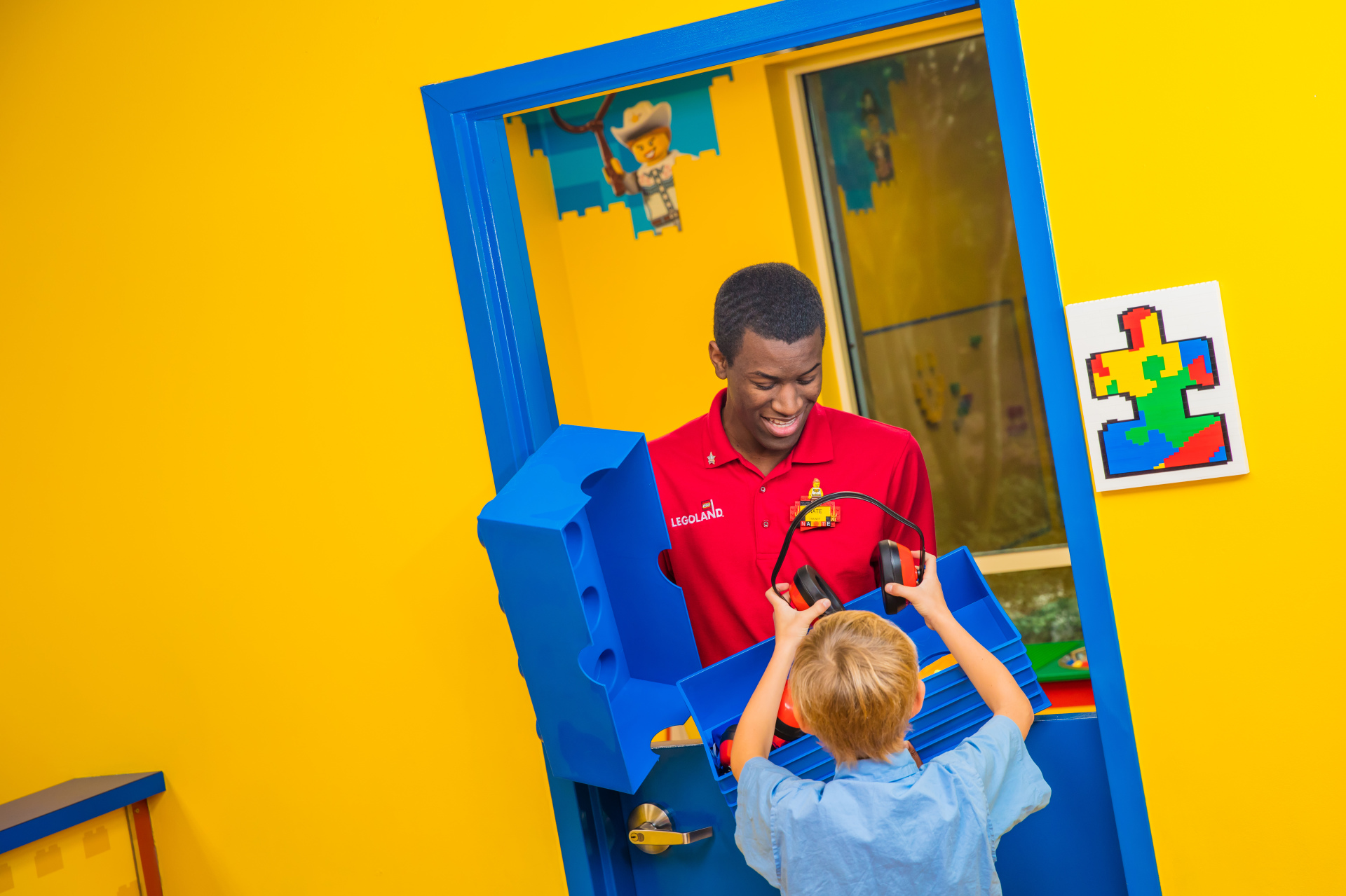 LEGOLAND Florida Resort Expands Efforts to Deliver Awesome Experiences for Guests with Physical and