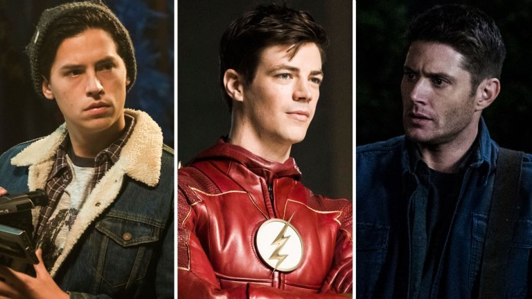 Ten CW Shows Renewed