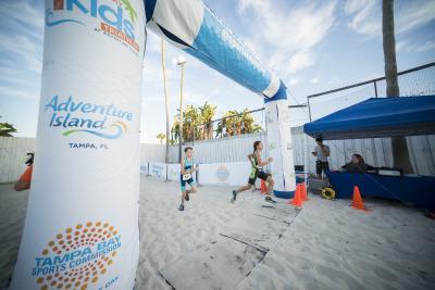 Tampa Bay Kids Triathlon Returns to Adventure Island